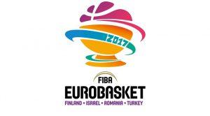 Le logo de l'Eurobasket 2017 dévoilé