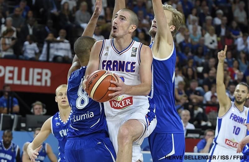 La France, médaillée de bronze en 2015, est tout naturellement dans le premier avec l'Espagne, championne d'Europe, la Lituanie, médaillée d'argent et la Serbie qui avait terminé quatrième.