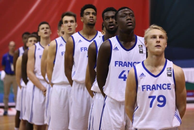 L'Equipe de France U18 débute le championnat d'Europe par un succès face à la Russie
