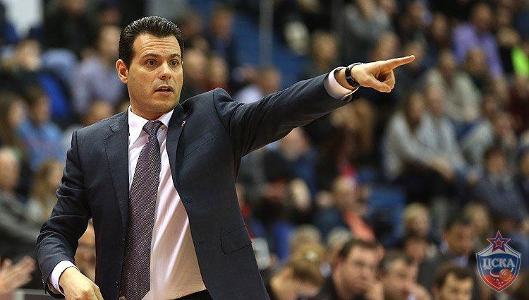 Russie: L'entraîneur du CSKA Moscou, Dimitris Itoudis, a vaincu le COVID-19 | Basket Europe