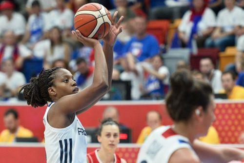 Eurobasket f minin la france se qualifie pour la demi finale et la coupe du monde basket europe - Coupe europe basket feminin ...