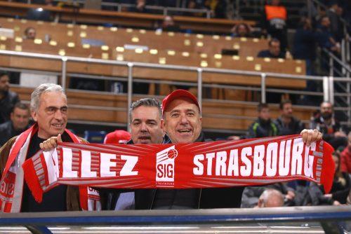 Chalon-sur-Saône s'impose face à la SIG Strasbourg
