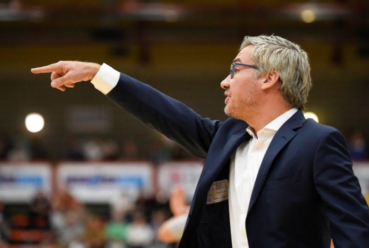 Serge Crevecoeur, nouvel entraîneur de l'Elan béarnais — Pro A