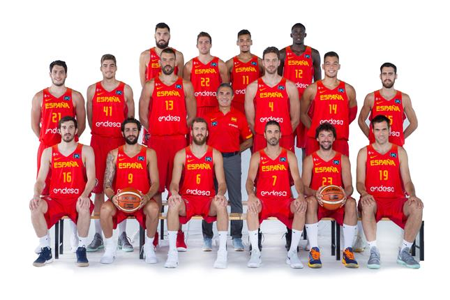 eurobasket une pr s lection de 16 espagnols regroup e madrid basket europe. Black Bedroom Furniture Sets. Home Design Ideas
