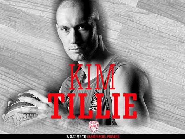 Arrivée de Kim Tillie — Olympiakos