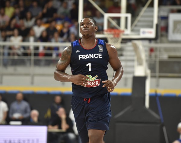 Les Français se rassurent face à la Belgique — Basket