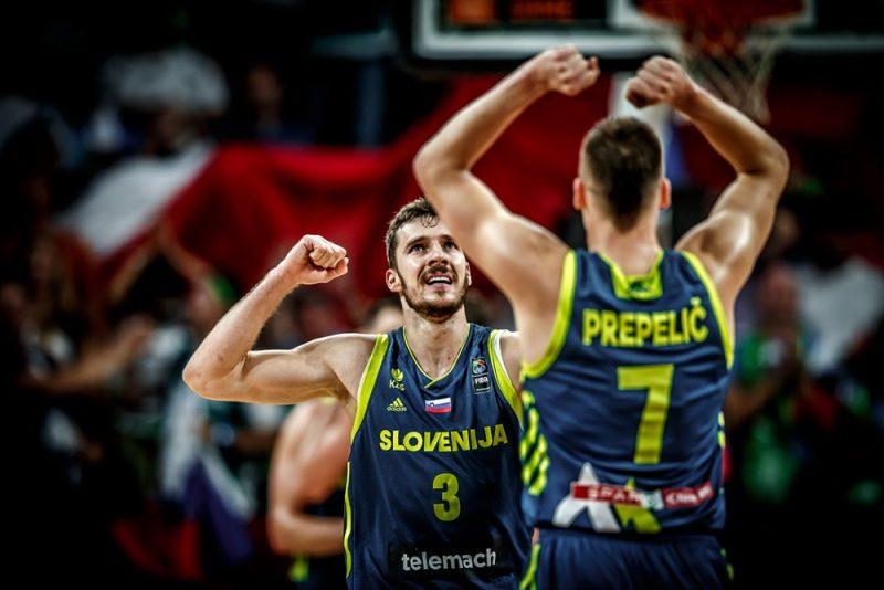 La Slovénie championne d'Europe