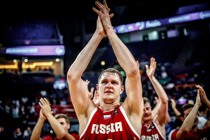 La Russie émerge dans le dernier quart et sort la Grèce — Eurobasket