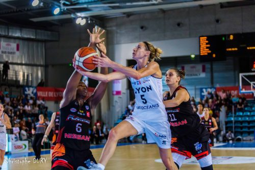 Lfb lyon asvel f minin ne d colle pas basket europe - Coupe d europe basket feminin ...