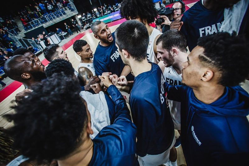 L'équipe de France confirme face à la Bosnie — Basket