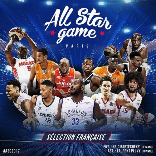 dd9f1ed061566 C'est dans les salons de l'AccorHôtel Arena que ce sont réunis pour la 15e  fois les 10 membres du jury du All-Star Game.