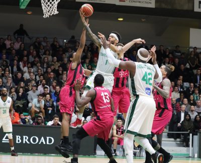Terran petteway de nanterre au paok salonique basket europe for Paok salonique basket