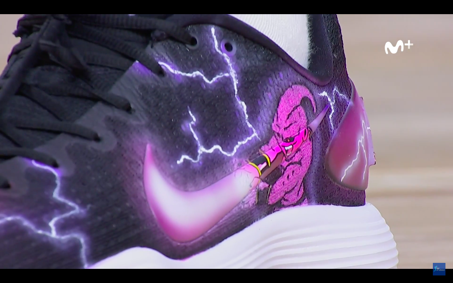 basket nike dragon ball
