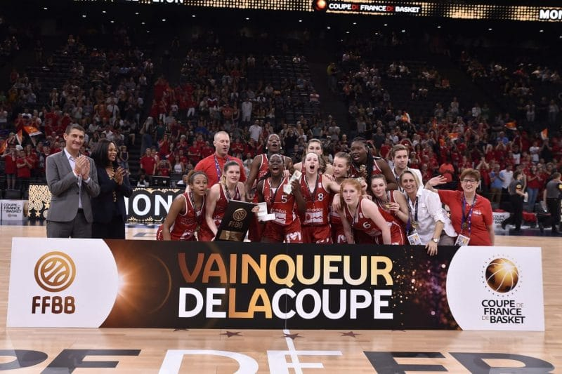 Coupe de france u19 bourg en bresse vainqueur hugo - Finale coupe de france basket feminin ...