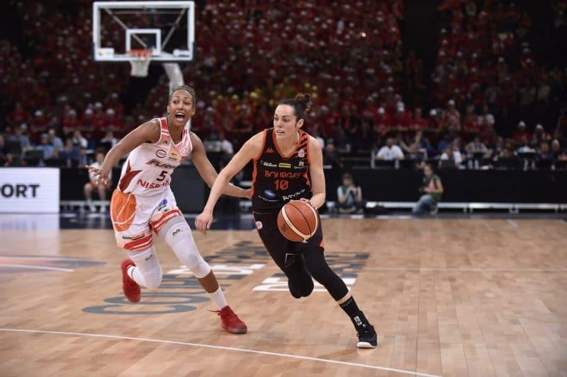 026932931cb Coupe de France feminine 2018 Finale Bourges Basket-Flammes Carolo Basket-e1524327024774.jpg