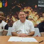 Axel Julien et David Holston restent à Dijon
