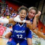 Draft WNBA : Iliana Rupert 12e choix, Marine Fauthoux 29e