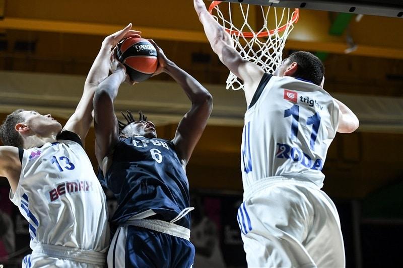 saggio radicale Macchina da scrivere  Adidas Next Generation Tournament : nouvelle défaite pour le CFBB face à  Mega Bemax   Basket Europe