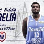 Pro B : Caen prolonge Marc-Eddy Norelia
