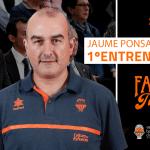 Espagne : Jaume Ponsarnau nouvel entraîneur de Valence