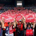 Espagne : nouveau record d'affluence sur un match de playoffs avec 15 512 personnes