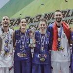 Coupe du Monde 3×3: La Serbie et l'Italie sacrées championnes du monde à Manille