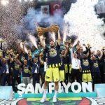 Le Fenerbahce sacré champion de Turquie