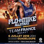 Florent Pietrus et Mickaël Gelabale vont fêter leur jubilé en Guadeloupe avec les Bleus