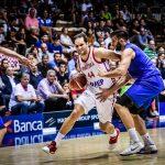 Avec 26 points de Bojan Bogdanovic, la Croatie s'impose en Italie