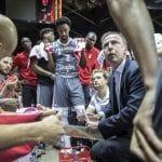 """Vincent Collet (Strasbourg): """"Ce n'est pas l'équipe la plus talentueuse que j'ai coaché ici"""""""