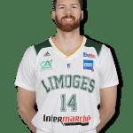 L'intérieur Brian Conklin quitte Limoges