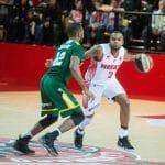 Playoffs : Limoges rate une belle occasion, 2-0 pour Monaco