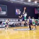 Killian Hayes, Theo Maledon et Malcolm Cazalon font sensation au NBA Global Camp de Trevise