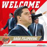 Monaco confirme la venue du coach slovène Sasa Flipovski qui parle le français