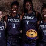 Coupe du Monde 3×3 féminine: Une victoire et une défaite pour les Bleues