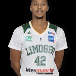 William Howard reste à Limoges une saison supplémentaire