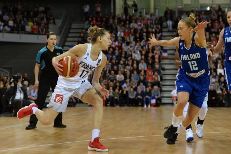 Equipe De France Feminine 17 Joueuses Appelees Pour Le Premier