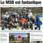 Le Mans Champion de France: Les Unes du Maine Libre et de Monaco Matin et des vidéos dans les bars de la ville