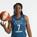 Endy Miyem est devenue la 12e Française à jouer en WNBA