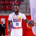 Obi Emegano (Rouen) quitte la Pro B et rejoint Dijon en Jeep®ÉLITE