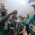 Grèce: Le Panathinaikos champion après avoir fait tomber Olympiakos, 3 à 2