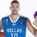 Le meneur grec Kostas Sloukas a rejoint la Chine pour la Coupe du monde