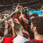 Finale Liga Endesa : Vitoria surprend le Real Madrid dans le match 1