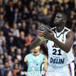 Abdoulaye Loum, un an de plus à la JDA Dijon