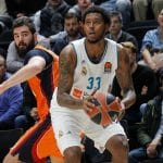 Euroleague : Trey Thompkins (Real Madrid) se rapproche de l'Anadolu Efes