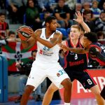 Espagne : Trey Thompkins prolonge au Real Madrid