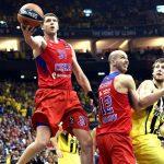 Après 13 ans, Viktor Khryapa quitte le CSKA Moscou
