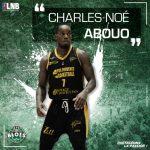 Pro B: Charles-Noué Abouo s'engage avec Blois