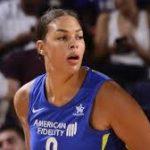 WNBA: L'Australienne Liz Cambage bat le record de points de la ligue, 53 !