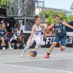 3×3: Quatre Françaises dans le top 5 mondial !
